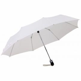 Automatyczny parasol COVER, biały