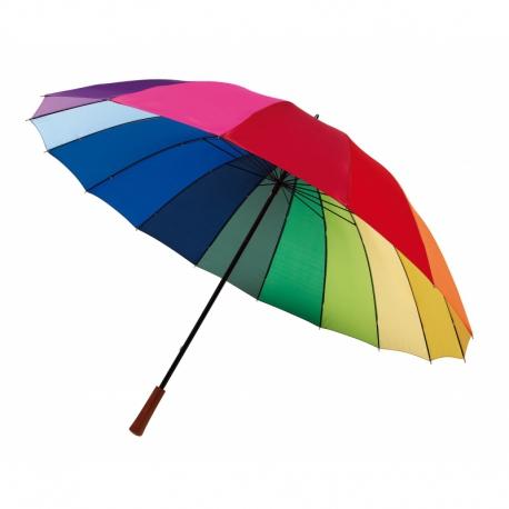 Parasol, Rainbow Sky, wielokolorowy
