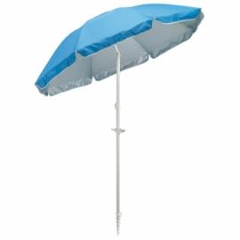 Parasol plażowy BEACHCLUB, jasnonieb.