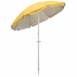 Parasol plażowy BEACHCLUB, żółty.