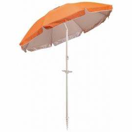 Parasol plażowy BEACHCLUB, pomarań.