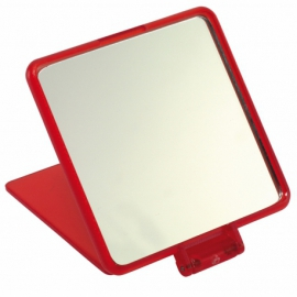Lusterko MODEL, czerwony