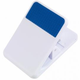 Klip magnetyczny TO DO niebieski/biały