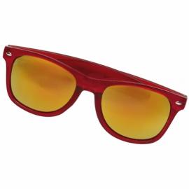 Okulary przeciwsłoneczne REFLECTION, czerwony