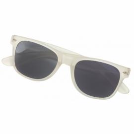 Okulary przeciwsłoneczne POPULAR, biały