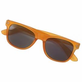 Okulary przeciwsłoneczne POPULAR,pomarańczowy