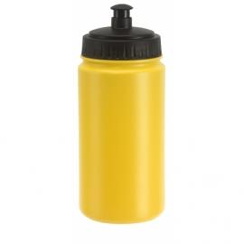 Bidon rowerowy TOUR GUIDE, żółty
