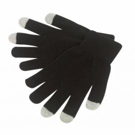 Rękawiczki dotykowe, Operate, czarne
