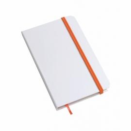 Notes AUTHOR, A6, pomarańczowy
