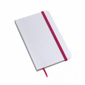 Notes AUTHOR, A6, różowy