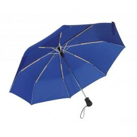 Parasol automatyczny, wiatroodporny, BORA, niebieski