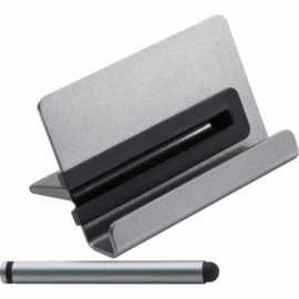Stojak na telefon komórkowy z touch penem BLACKPOOL