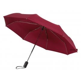 Parasol automatyczny, EXPRESS, bordowy