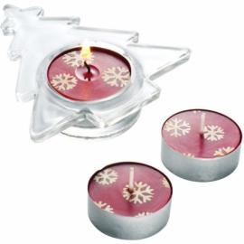 Zestaw świątecznych świeczek TUMBA
