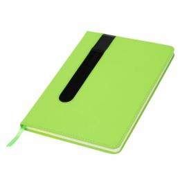 Notes A5 z kieszonką na okładce