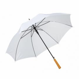 Automatyczny parasol LIMBO, biały