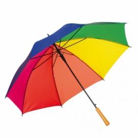 Automatyczny parasol LIMBO, wielokolorowy
