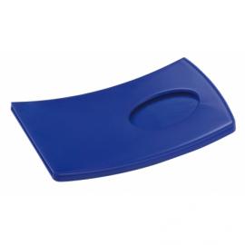 Etui na kartę kredytową ARCHED, niebieskie