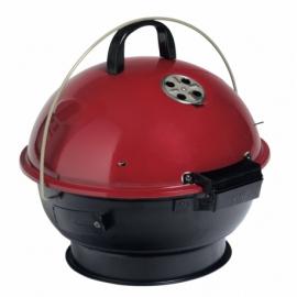 Grill BBQ SEASON, czarny/czerwony