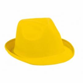 Kapelusz COOL DANCE, żółty