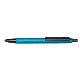 Długopis GENEVA, niebieski/czarny