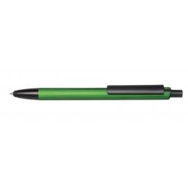 Długopis GENEVA, zielony/czarny
