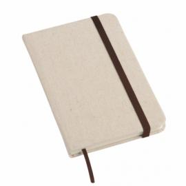Notes WRITER, beżowy/brązowy