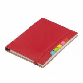 Notes PENZ, czerwony