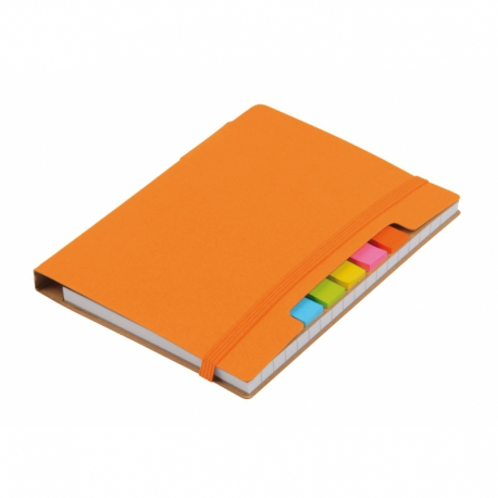 Notes PENZ, pomarańczowy