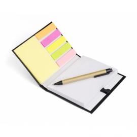 Notes z długopisem NERO