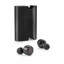 Słuchawki bezprzewodowe z power bankiem DOOK 1500 mAh