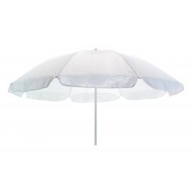 Parasol plażowy, SUNFLOWER, biały