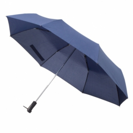 Składany parasol sztormowy Vernier, granatowy