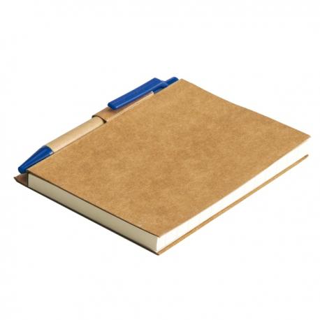 Notes Eco La Linea, niebieski