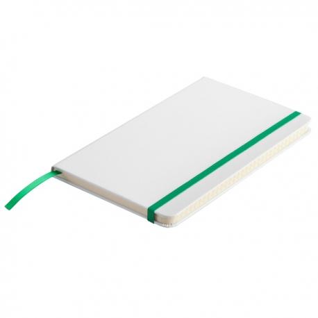 Notatnik Carmona 130/210, zielony