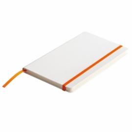 Notatnik Carmona 130/210, pomarańczowy