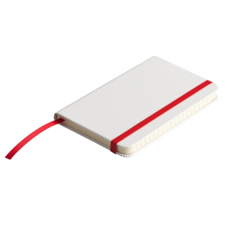 Notatnik Badalona 90/140, czerwony