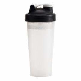 Shaker Muscle Up 600 ml, czarny