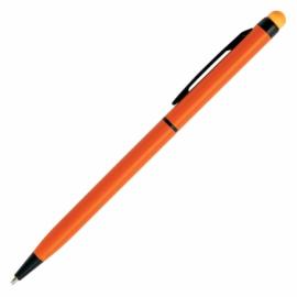 Długopis dotykowy Touch Top, pomarańczowy