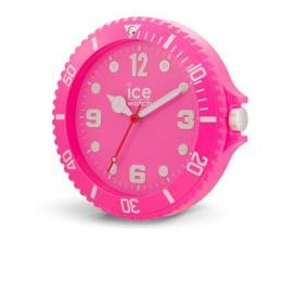 Zegar na ścianę-IW-Neon Pink-28cm
