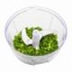 Pojemnik do szatkowania warzyw Speedy, biały