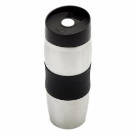 Kubek izotermiczny Harbin 350 ml, czarny