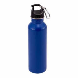 Bidon Gracile 750 ml, niebieski