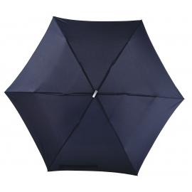 Parasol, FLAT, granatowy