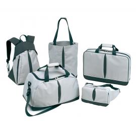 Zestaw bagażowy, BASIC, szary