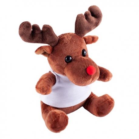 Maskotka Reindy, brązowy