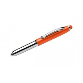 Długopis touch z latarką TRES