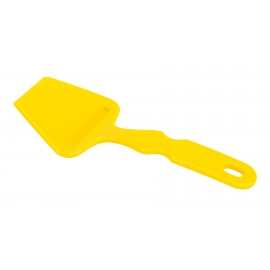 Nóż do skrawania sera, CHEDDAR, żółty