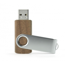 Pamięć USB TWISTER WALNUT 8 GB