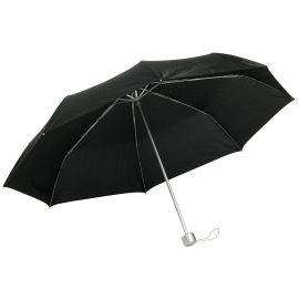 Parasol, MINI, czarny